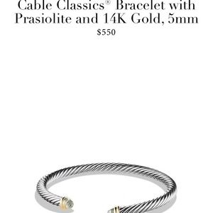 David Yurman Cable Classics® Bracelet